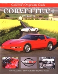 E14516 BOOK-COLLECTOR'S ORIGINALITY GUIDE CORVETTE C4-84-96