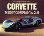 E14519 BOOK-CORVETTE:THE EXOTIC EXPERIMENTAL CARS