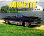 E14591 BOOK-CORVETTE PROTOTYPES AND SHOW CARS PHOTO ALBUM