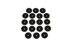 E14747 FASTENER-DUAL LOCK-T TOP PANEL-18 PIECES-78-82