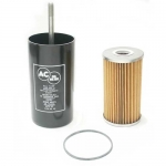E14861 CANISTER-OIL FILTER-STEEL-56-57
