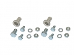 E15072 BOLT NUT AND ANCHOR SET-AUTOMATIC TRANSMISSION COOLER BRACKET MOUNT-327-RBW-14 PCS-63-67