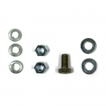 E15316 BOLT AND NUT AND WASHER-POWER STEERING PUMP TO BRACKET-8 PIECES-396-427-454-65-74