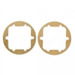 E15317 GASKET-AIR CLEANER-WCFB TO CARBURETOR-WCFB-2X4-2 PIECES-56-61
