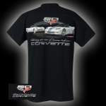 E15547 SHIRT-60 YEARS OF AWESOME PERFORMANCE-BLACK