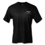 E15579 SHIRT-C6 SUPER HEAVYWEIGHT EMBROIDERED-BLACK