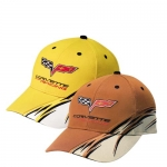 E15679 CAP-C6 CORVETTE RACING FLASH-ORANGE OR YELLOW