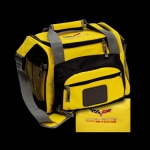 E15689 BAG-CORVETTE RACING DUFFLE COOLER-YELLOW