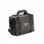 E15690 BAG-C6 CORVETTE KOOL TOTE-BLACK