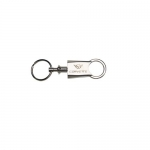 E15708 KEY FOB-CORVETTE-CHROME-PULL APART-C5
