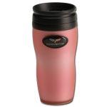 E15746 MUG-C6 CORVETTE SOFT TOUCH-PINK
