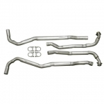 E19900 PIPE SET-EXHAUST-304 STAINLESS STEEL-2