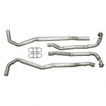 E19902 PIPE SET-EXHAUST-304 STAINLESS STEEL-2
