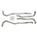 E19901 PIPE SET-EXHAUST-409 STAINLESS STEEL-2