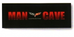E17084 SIGN-MAN CAVE-13 INCH X 35 INCH-C6-05-13