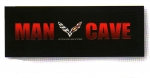 E17085 SIGN-MAN CAVE-13 INCH X 35 INCH-C7-14-19
