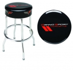E17221 STOOL-GRAND SPORT CORVETTE COUNTER STOOL-3 HEIGHTS
