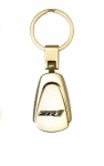 E17225 KEY FOB-CORVETTE-BLACK CHROME-ZR1
