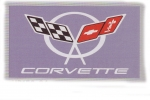 E17261 DECAL-DIE CUT-CORVETTE-C5