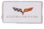 E17262 DECAL-DIE CUT-CORVETTE-C6