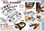 E17308 BIG DADDY SUPER COMBO KIT-SUSPENSION-BRAKE-STEERING-UPGRADE-63-79