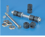 E17329 LINK KIT-SWAY BAR FRONT-POLY BUSHINGS-63-82