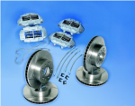 E17444 BRAKE KIT-UPGRADE-SPORT-STAINLESS-CX-PACKAGE-63-82