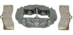 E1745RF CALIPER-BRAKE-FRONT-RIGHT-REBUILT-LIP SEAL-WITH PADS-65-82