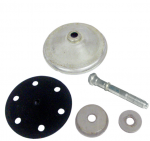 E17627 CAP-KIT-MASTER CYLINDER-WITH-HEX HEAD-BOLT-FOR-POWER BRAKES-63