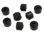 E17879 GROMMET SET-FRONT STABILIZER-SWAY BAR LINK-POLYURETHANE-BUSHING-8 PIECES-53-79