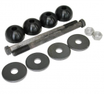 E18216 MOUNT KIT-REAR SPRING-POLYURETHANE-FACTORY LENGTH BOLTS-12 PIECES-84-96
