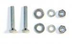 E18296 MOUNTING KIT-STEERING COLUMN-INNER GROMMET-8 PIECES-53-62