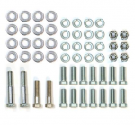 E18435 BOLT KIT-BUMPERETTE AND BUMPER TO BRACE-46 PIECES-58-60