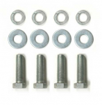 E18438 BOLT KIT-BUMPERETTE-BRACE-REAR LOWER-12 PIECES-58-60