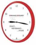 E18826 CLOCK-BATTERY OPERATED-14-GRAND SPORT-C6