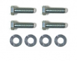 E13576K BOLT KIT-CONVERTIBLE MOUNT-TOP FRAME-REPLACEMENT STYLE-8 PIECES-63-75
