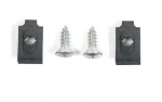 E18994 ATTACHING KIT-INTERIOR-DOME LIGHT-4 PIECES-63-73