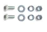 E19106 BOLT KIT-EXHAUST HANGER-REAR-8 PIECES-73-77
