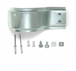 E19112 BRACE KIT-SIDE EXHAUST-FRONT SHIELD-RIGHT-69
