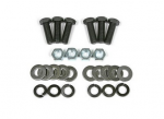 E19530 BOLT KIT-REAR BUMPER BRACES-CORRECT-PARTIAL-26 PIECES-68-73