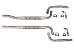 E19954 EXHAUST SYSTEM-CHAMBERED-STAINLESS STEEL-2.5