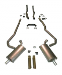 E20230 EXHAUST SYSTEM-DELUXE-2 INCH-SMALL BLOCK-MANUAL-69