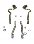 E20305 EXHAUST SYSTEM-MAGNAFLOW-2 TO 2.5 INCH-SMALL BLOCK-327/350-MANUAL-68-72