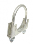 E20427 CLAMP-EXHAUST PIPE-2.5 INCH-HEAVY DUTY-EACH-63-90
