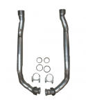 E20477 PIPE SET-EXHAUST-CARBON STEEL-FRONT-2.5 INCH-HI PERFROMANCE-MANUAL-63