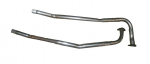 E20480 PIPE SET-EXHAUST-ALUMINIZED-FRONT-3 BOLT WELDED-56