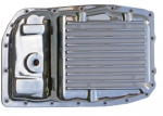 E20933 PAN-TRANSMISSION-POLISHED ALUMINUM-SAND CAST-GM 6L80, 6L80E-06-14