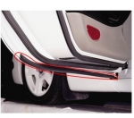 E20955 WEATHER STRIP-DOOR SILL AUXILIARY-PAIR-97-13