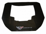E21190 COVER-FRONT END-GRIPPER-BLACK-C5-97-04