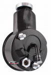 E21247 PUMP-POWER STEERING-NEW-BLACK-SAGINAW STYLE-DIRECT FIT-63-74